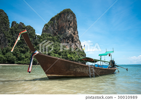 Railay beach in Krabi Thailand 30010989