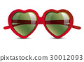 heart, glasses, sunglasses 30012093