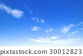 藍天天空雲彩春天天空背景材料4月拷貝空間 30012823