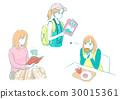 閱讀 旅途 旅行 30015361