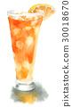오렌지 주스 30018670