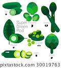 SUPER GREEN POD 30019763