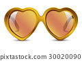 heart, glasses, sunglasses 30020090