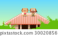 紅瓦和Shisa 30020856