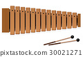 Xylophone Wooden Musical Instrument 30021271
