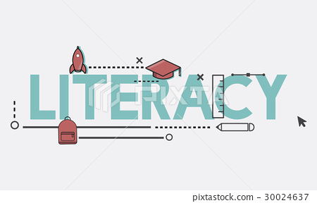 Academics Wisdom Literacy Study Icon 30024637