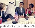 Diversity People Represent International Conference Partnership 30027626