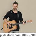 guitar, harmonica, music 30029200