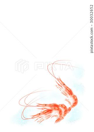 prawn, shrimp, crustacean 30032652