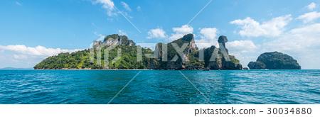 Chicken Islands (Koh Kai), Krabi Thailand 30034880