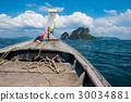 Andaman Sea in Krabi, Thailand 30034881