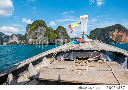 Andaman Sea in Krabi, Thailand 30034887