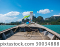 Andaman Sea in Krabi, Thailand 30034888