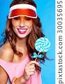 candy, female, lady 30035695