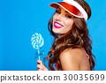 candy, female, lady 30035699