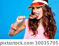 candy, female, lady 30035705
