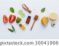 Homemade skin care and body scrubs. 30041906