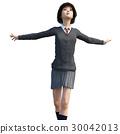 少女 学生 高中女生 30042013