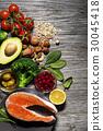 Healthy food 30045418