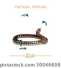 毒蛇 蛇 动物 30046608