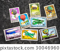 postage stamps 30046960