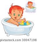 bath, child, rubber 30047198