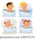bath, baby, child 30047275