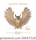 eagle-owl, eagle, owl 30047328