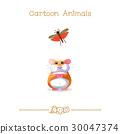 hamster, grasshopper, pet 30047374