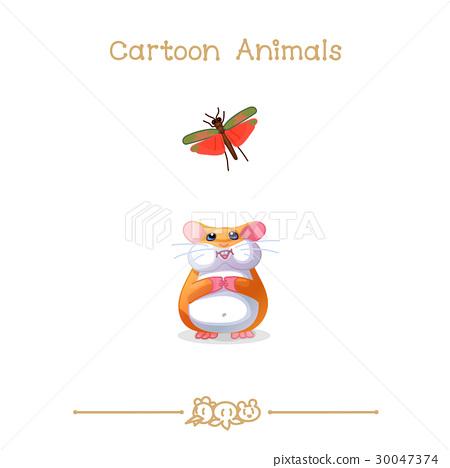 Hamster & grasshopper 30047374