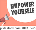 Megaphone Empower Yourself 30048545