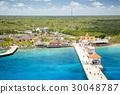 Port in Puerta Maya - Cozumel, Mexico 30048787