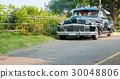 The classic car 30048806