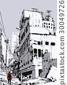 城市 被拋棄的 毀滅 30049726