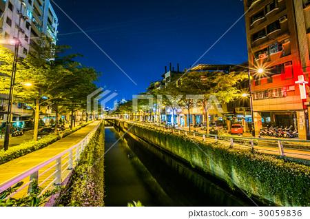 台灣高雄愛河幸福川Asia Taiwan Kaohsiung love the river 30059836