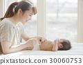 유아와 어머니 30060753