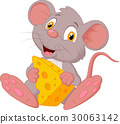 鼠標 老鼠 卡通 30063142