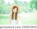 여성, 여자, 여름 30063849