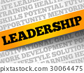 LEADERSHIP word cloud 30064475