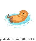 海獺 動物 家畜 30065032