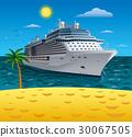 cruise, liner, sail 30067505
