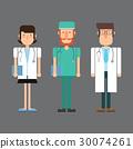 doctor, medical, vector 30074261