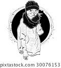 cat fashion female 30076153