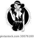 cat fashion female 30076160