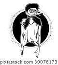 cat fashion woman 30076173