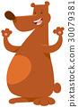 bear, animal, character 30079381