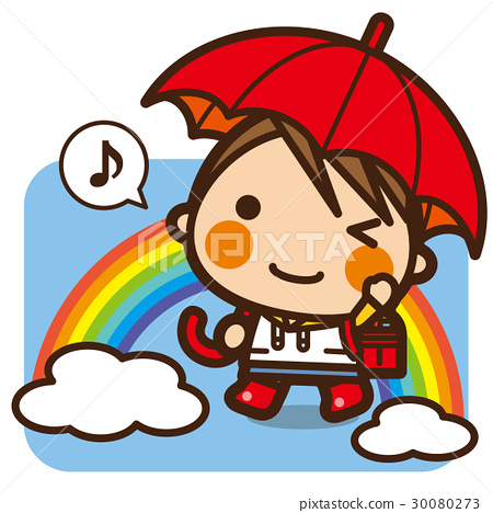 Girls raining after school kids 30080273