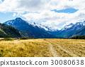 美國 山 山峰 30080638