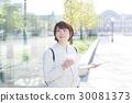 東京旅遊女性 30081373