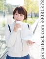 東京旅遊女性 30081378